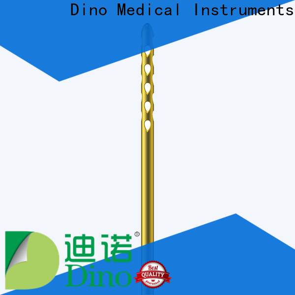 Dino stable cannula for lips supplier for hospital
