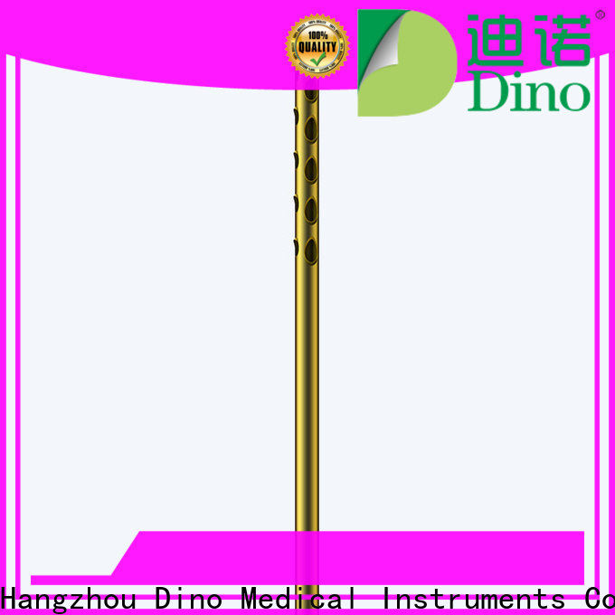 Dino micro blunt cannula needle from China for clinic