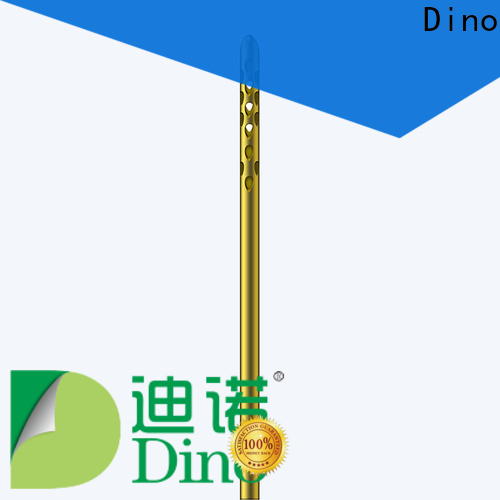 Dino high-quality 6 holes micro fat grafting cannula best manufacturer bulk production