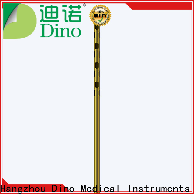 Dino hot selling micro blunt cannula needle supply for hospital