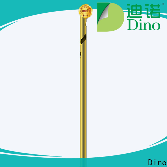 Dino mercedes tip cannula best manufacturer for clinic
