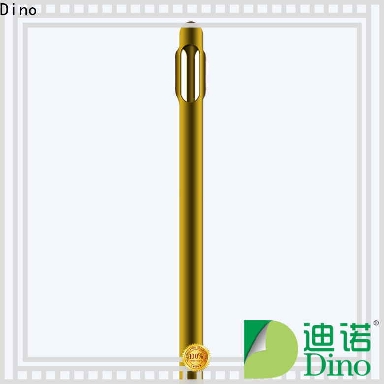Dino factory price luer lock needle manufacturer for hospital