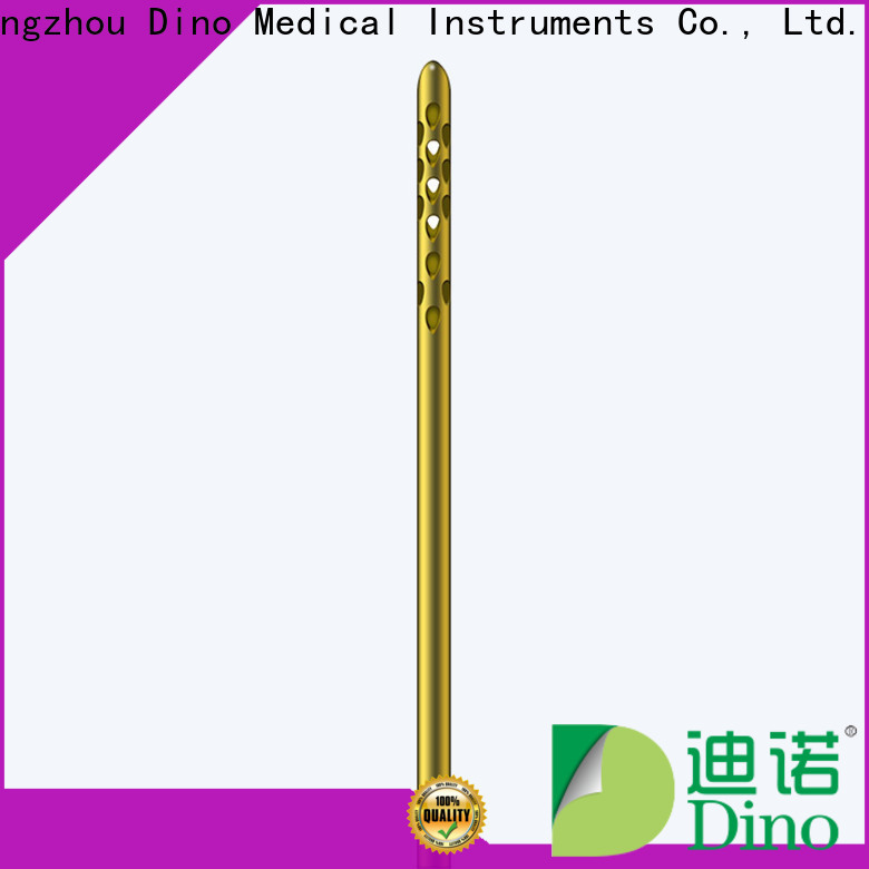 Dino best micro blunt cannula factory for losing fat