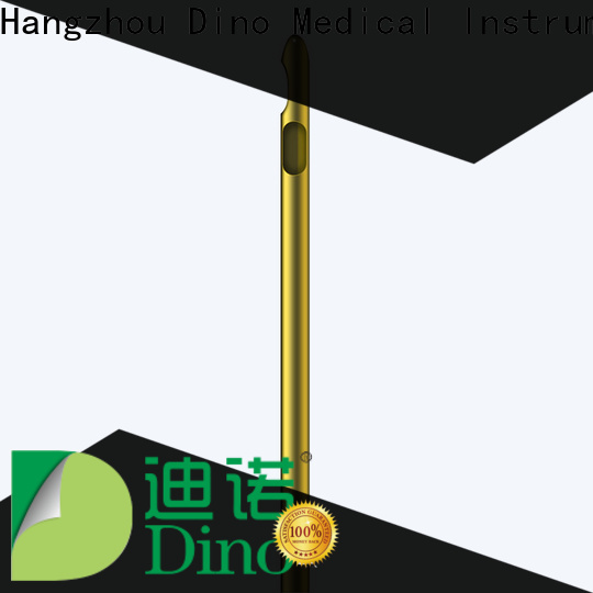 Dino two holes liposuction cannula company for clinic