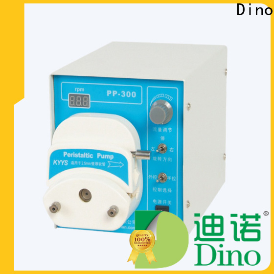 Dino oem peristaltic pump company for sale