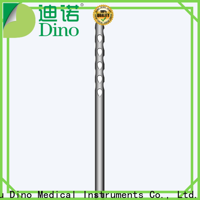 Dino fat harvesting cannula supplier for losing fat