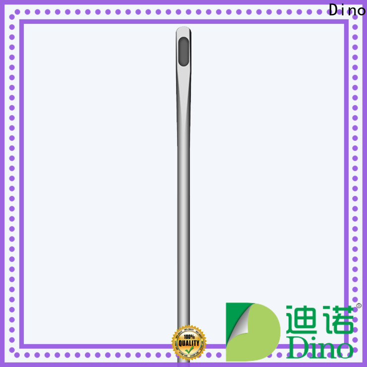 Dino two holes liposuction cannula directly sale for surgery