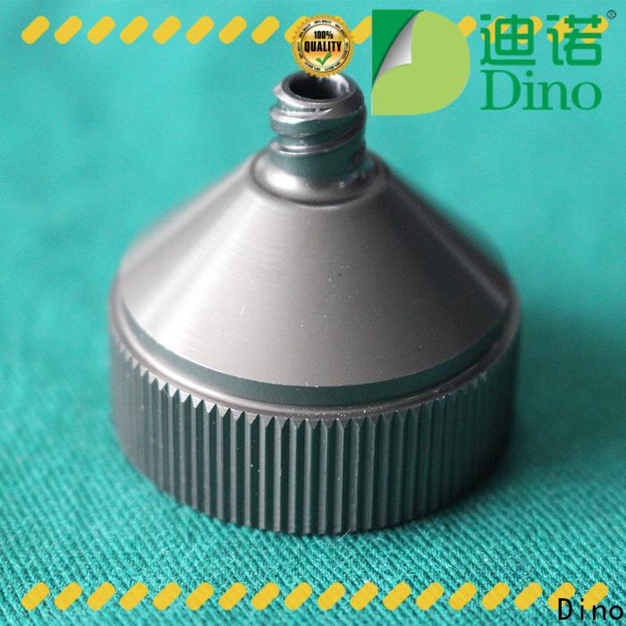 Dino syringe tip caps company for hospital