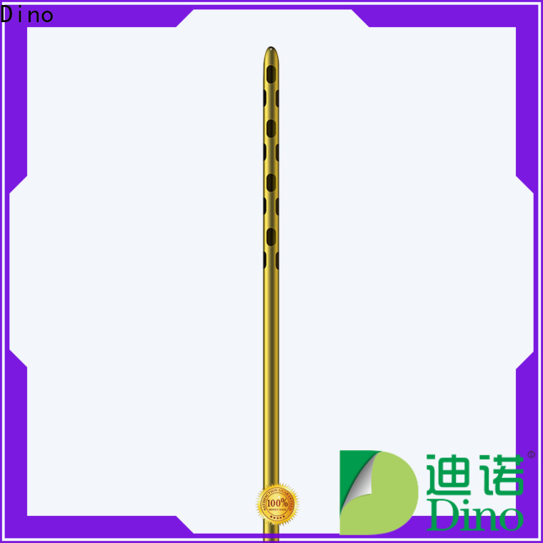 Dino practical micro cannula transfer with good price for promotion