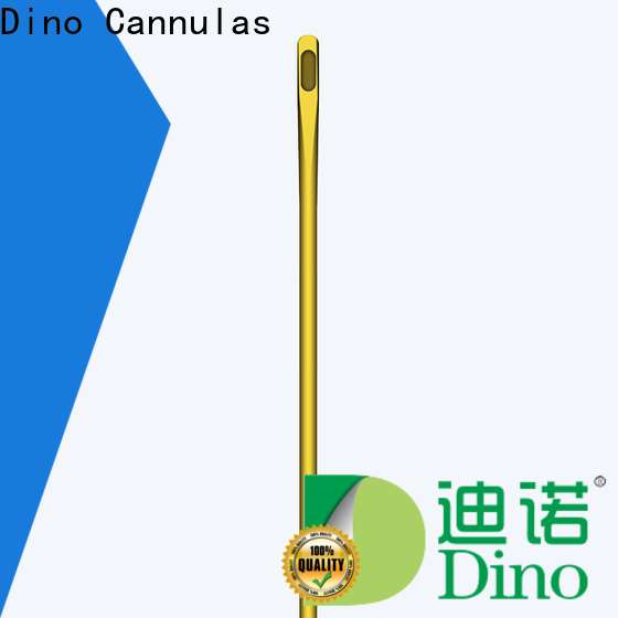 Dino trapezoid structure cannula company for sale