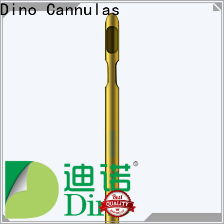 Dino high-quality luer lock cannula series for clinic