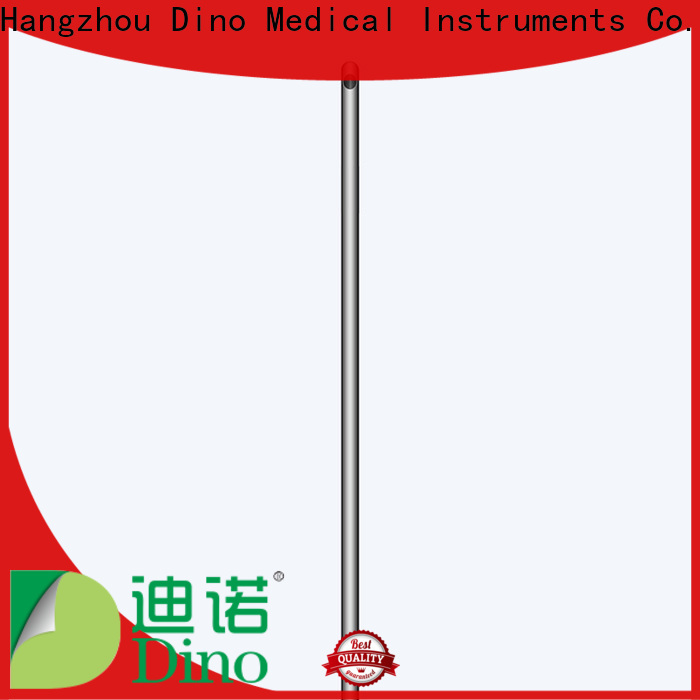 reliable cannula for filler injection supply for promotion