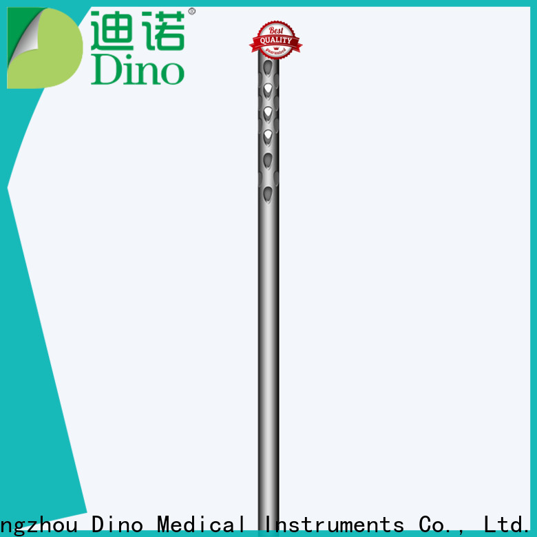 Dino reliable micro blunt tip cannula supply for clinic