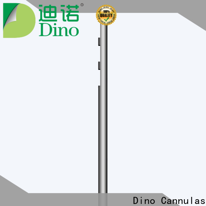 Dino trapezoid structure cannula supplier bulk production