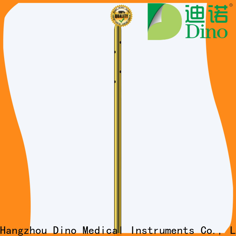 Dino infiltration cannulas factory direct supply for surgery