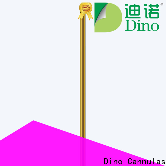 high-quality blunt tip cannula suppliers for promotion