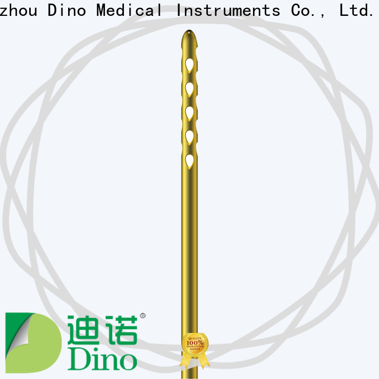 Dino quality micro blunt end cannula from China for losing fat