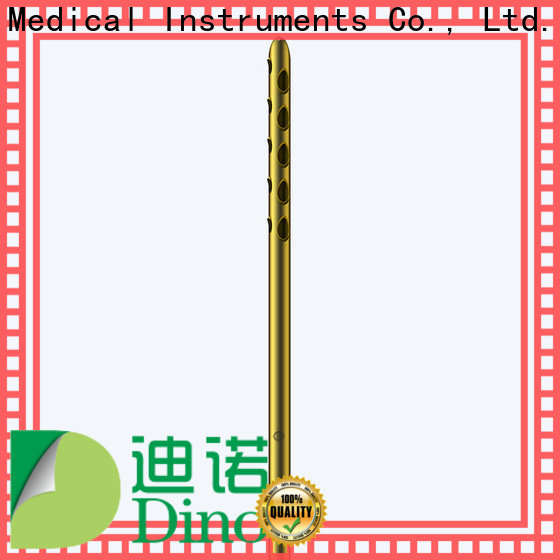 Dino practical micro cannula transfer directly sale for promotion