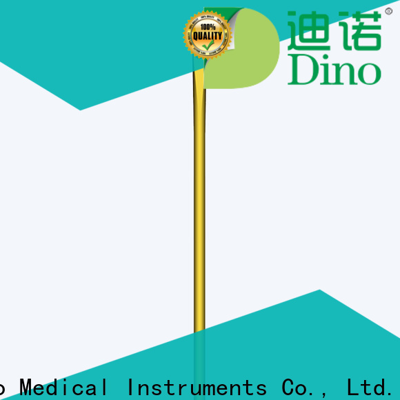Dino circular hole cannula manufacturer for hospital