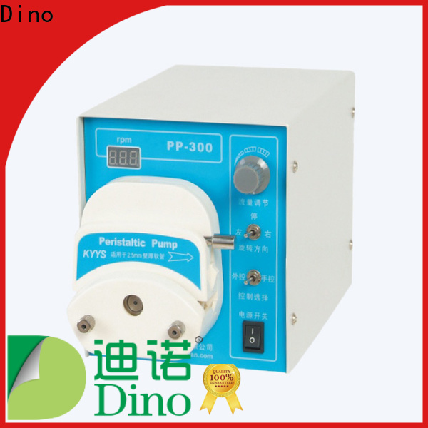 Dino oem peristaltic pump with good price for medical