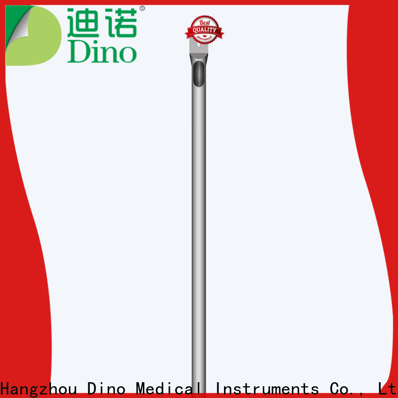 Dino blunt cannula for dermal fillers from China for clinic