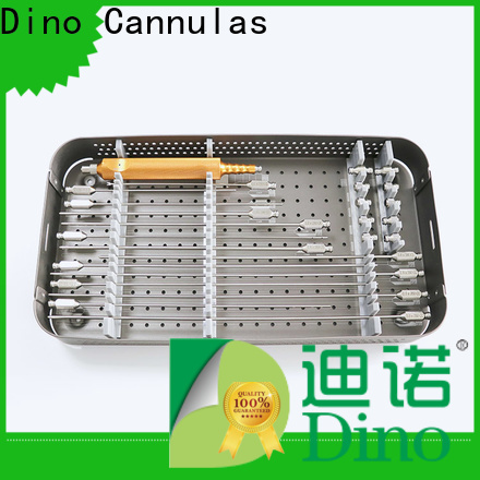 Dino coleman cannula set with good price for promotion