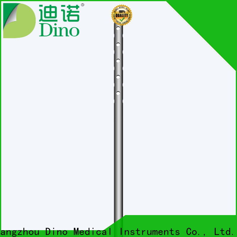 Dino cost-effective nano blunt end cannula series for surgery