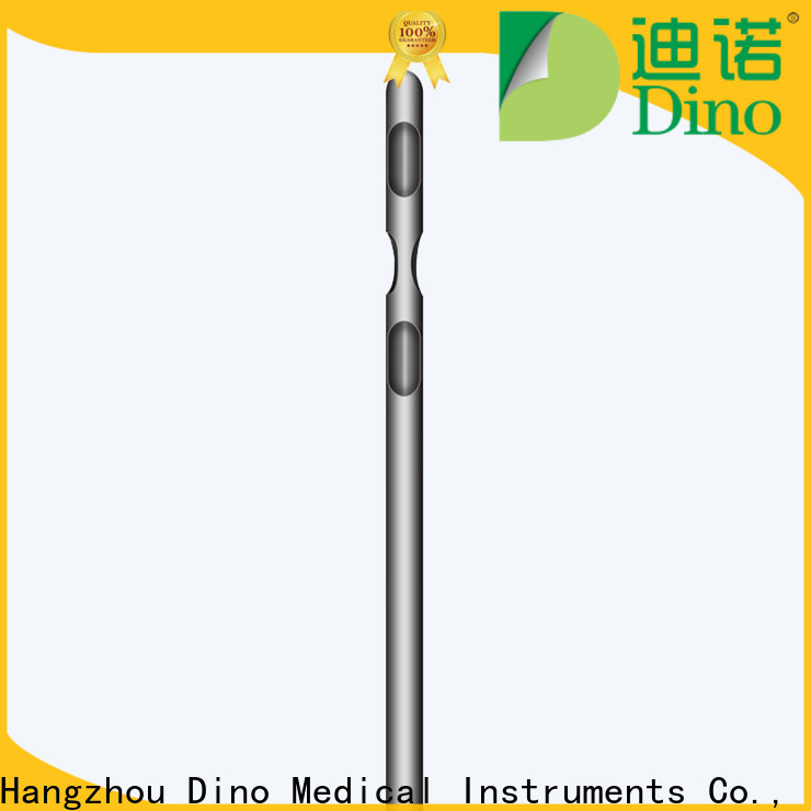 Dino specialty cannulas supply for promotion