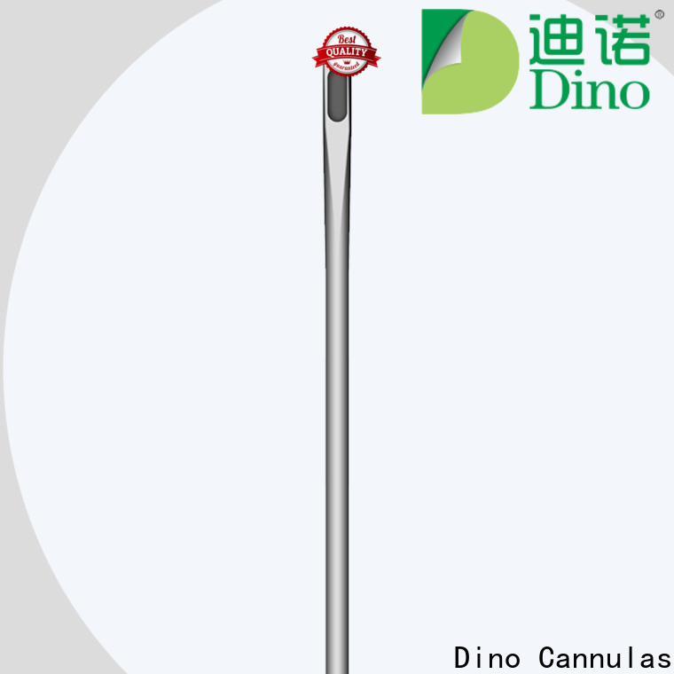 Dino coleman cannula series for surgery