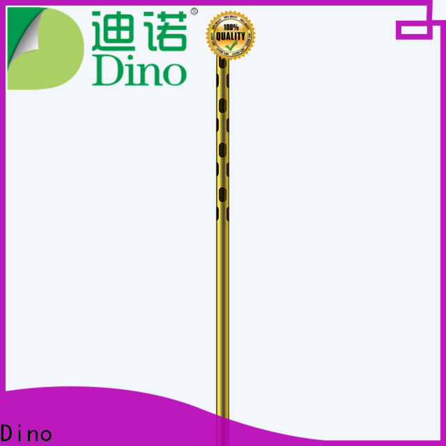 Dino micro fat grafting cannula factory direct supply for surgery