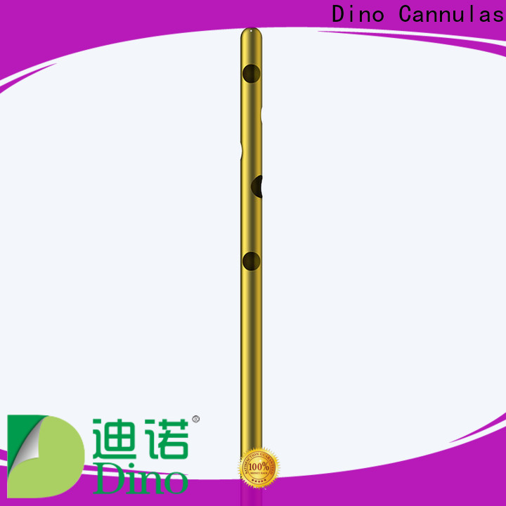 Dino micro cannula blunt factory bulk production