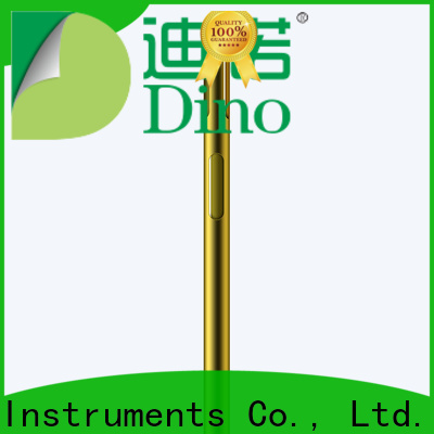 Dino stable circular hole cannula suppliers for sale
