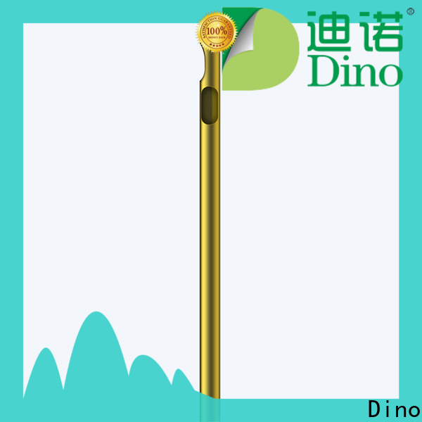 Dino two holes liposuction cannula supplier for hospital