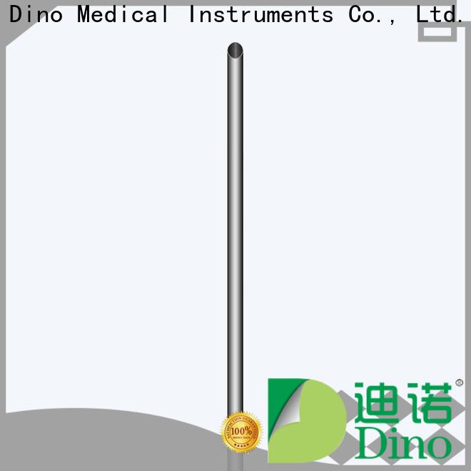 Dino durable microcannula for dermal filler manufacturer for promotion