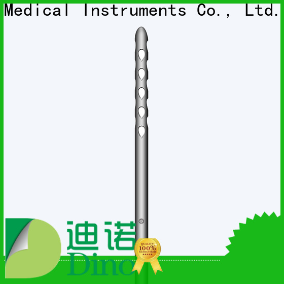 Dino stable micro blunt cannula needle supply for sale
