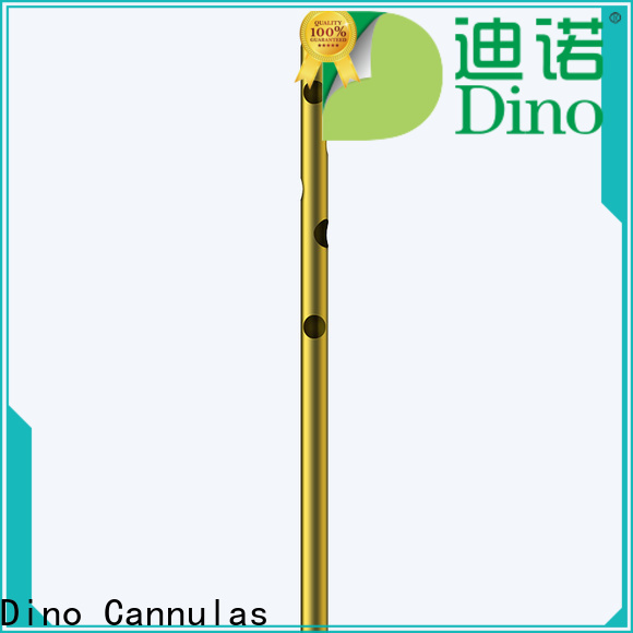 Dino factory price micro fat transfer cannula factory for hospital