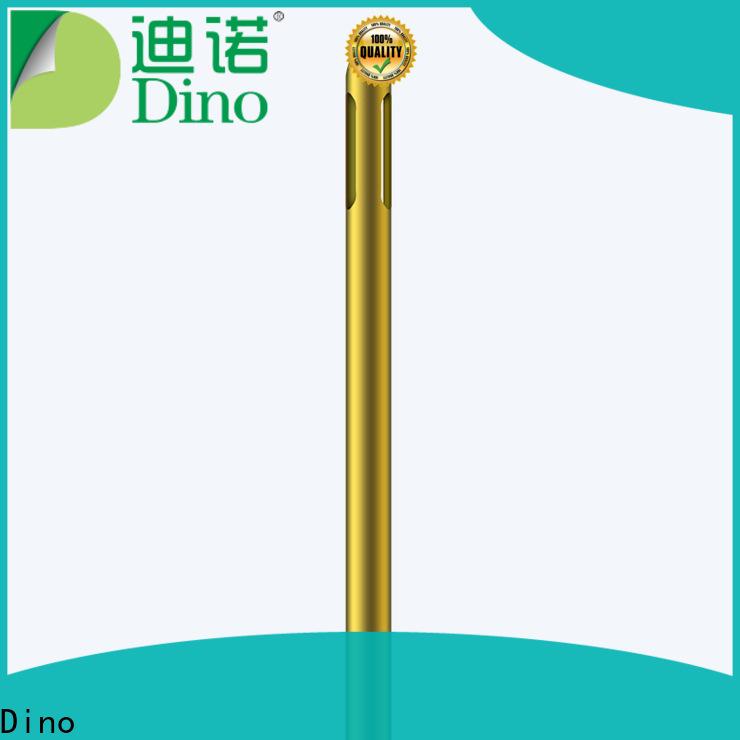 Dino luer lock needle with good price bulk production