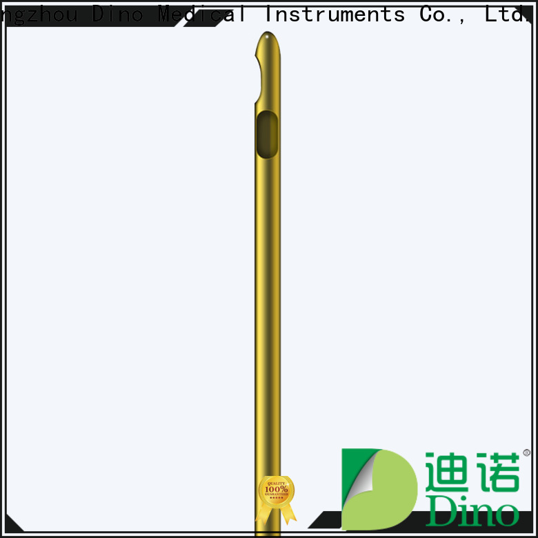 professional trapezoid structure cannula manufacturer for hospital