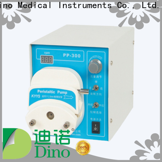 Dino low cost peristaltic pump factory direct supply for sale