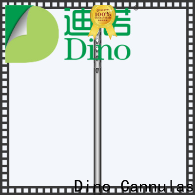 Dino hot selling 20 holes micro fat grafting cannula factory for hospital