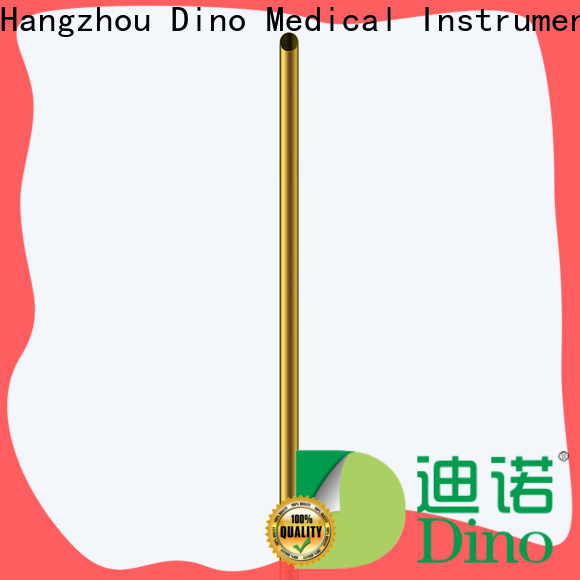 Dino reliable dermal cannula series bulk production