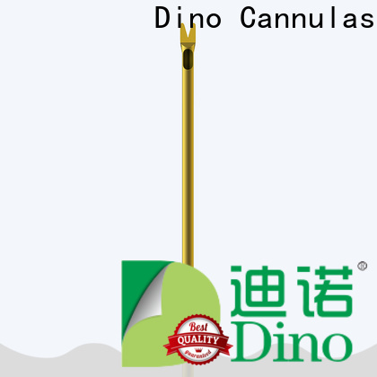Dino stable cannula filler suppliers for promotion