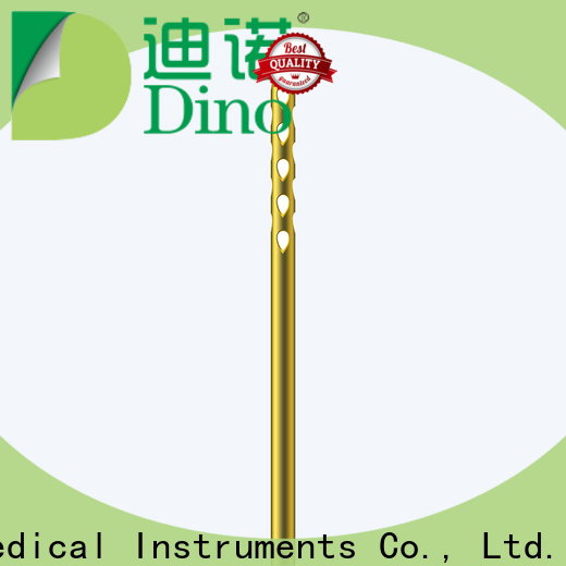 Dino 24 holes micro fat grafting cannula series for sale