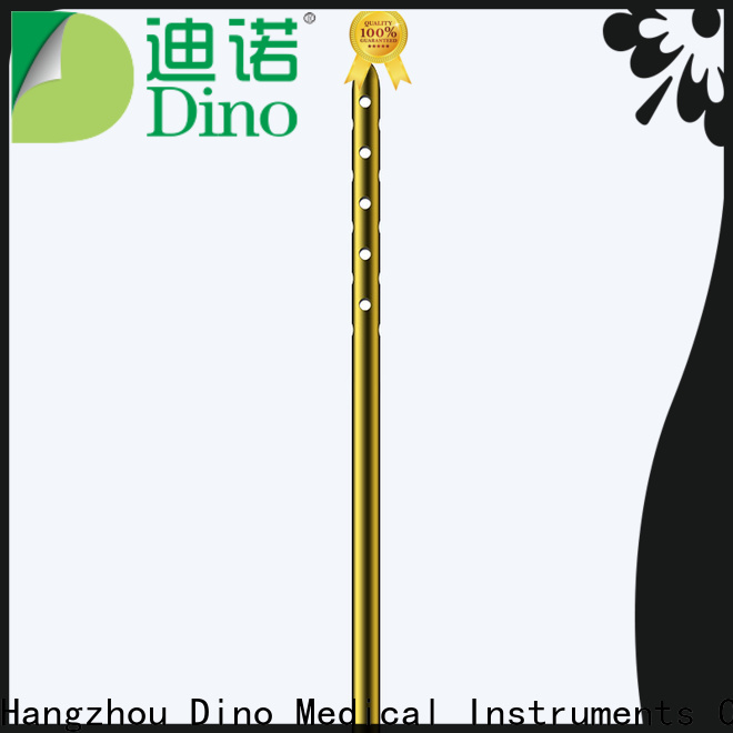 Dino stable coleman fat grafting cannulas manufacturer for sale