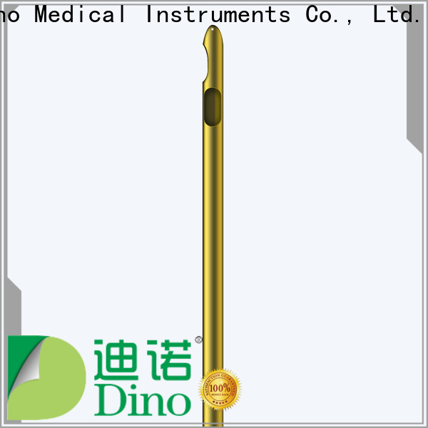 Dino surgical cannula best manufacturer for medical