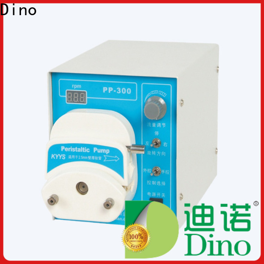Dino small peristaltic pump best manufacturer for surgery