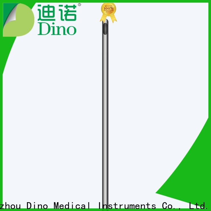 Dino reliable blunt cannula needle wholesale for clinic
