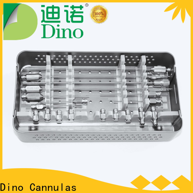 hot selling blunt tip cannula filler with good price for medical