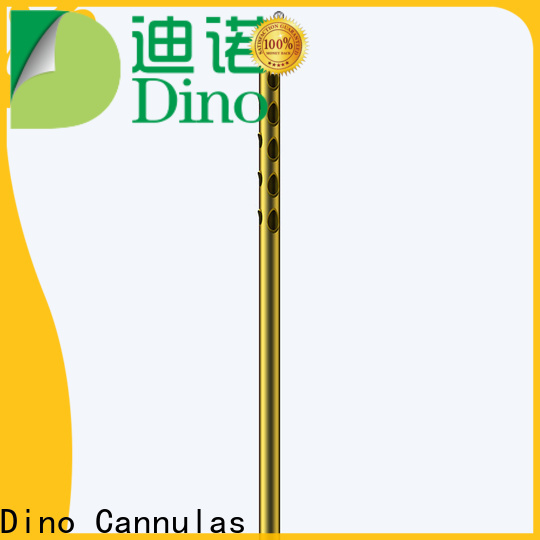 Dino 20 holes micro fat grafting cannula company for losing fat