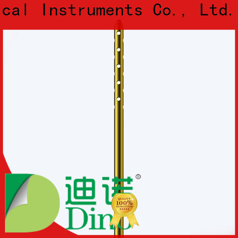 Dino cost-effective nano blunt end cannula factory for surgery
